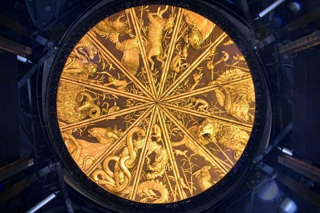 Kinetic Atrium - Wynn Macau