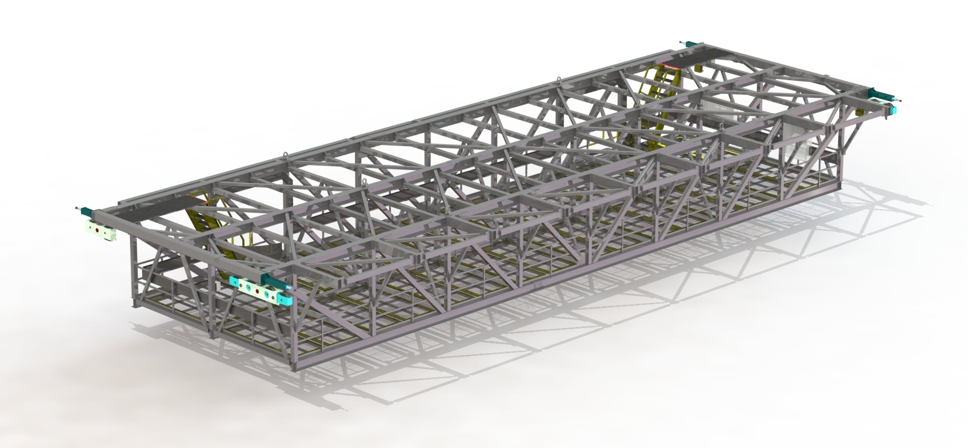 Gantry Grid Rendering