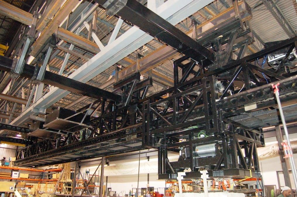 Bridge crane system