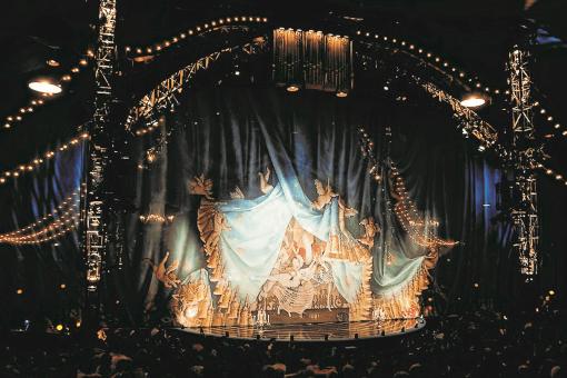 La Patience – Cirque du Soleil Corteo