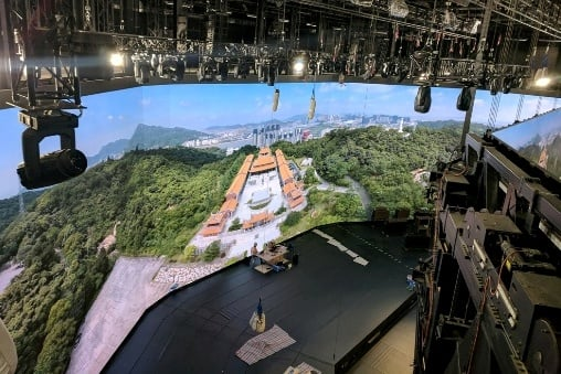 Video Wall System - MGM Cotai